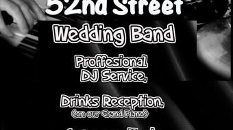 Wedding Band - 52nd Street