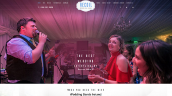 Wedding Band - Recoil Band