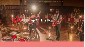 Wedding Band - Top of the PopZ Band