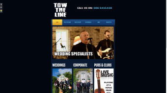 Wedding Band - Tow the Line